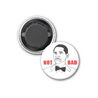 Schlechter Magnet Obama nicht (retouched) Kühlschrankmagnete