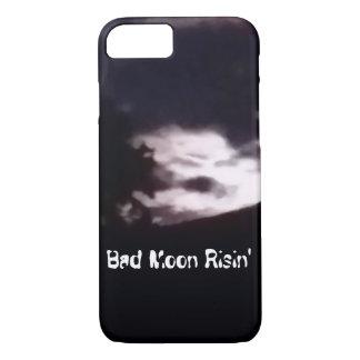 Schlechter Mond Risin iPhone 7 Fall iPhone 8/7 Hülle