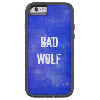 Schlechter Wolf-Telefon-Kasten Tough Xtreme iPhone 6 Hülle