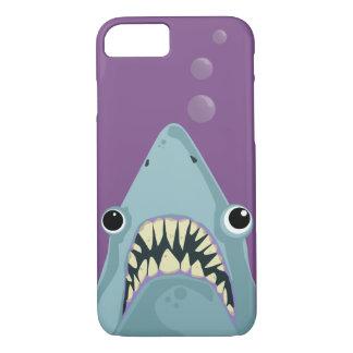 Schlechter Zahn-Haifisch iPhone 8/7 Hülle