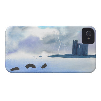 Schloss durch das Meer Case-Mate iPhone 4 Hülle