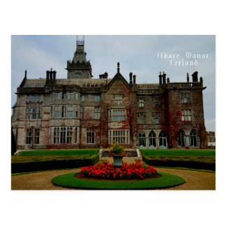 Schloss in Irland Postkarte