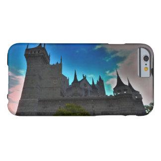 Schloss-Schongebiet iPhone 6/6s Telefon-Kasten Barely There iPhone 6 Hülle