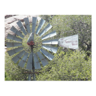 Schlucht Ilah Windmühle Postkarte