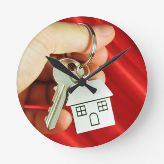Schlüssel für ein neues Zuhause! Uhren