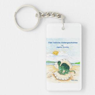 Schlüsselanhänger-Fünf liebliche Kindergeschichten Schlüsselanhänger