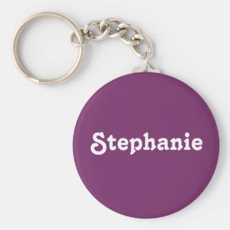 Schlüsselkette Stephanie Schlüsselanhänger
