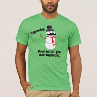 Schmelzen Sie mein Herz T-Shirt