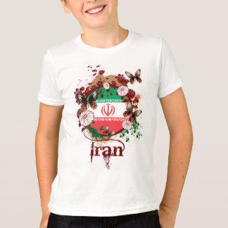 Schmetterling der Iran T-Shirt