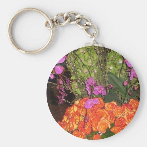 SCHMETTERLING Garten Vegas: Blumen, Marienkäfer, Schlüsselbänder