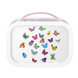 Schmetterling Lunchbox