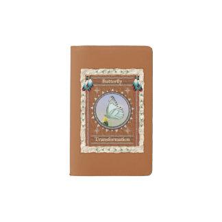 Schmetterling - moleskine taschennotizbuch