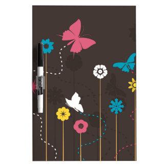 Schmetterling und ein flower3 memoboard