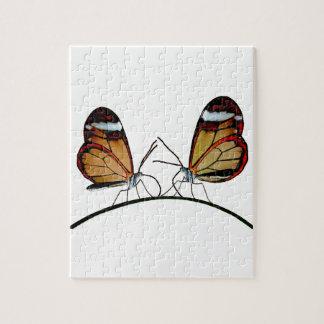 Schmetterlinge Puzzle