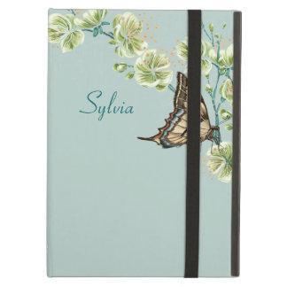 Schmetterlinge und Kirschblüten