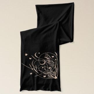 Schmetterlinge und Wirbels-Schal Schal
