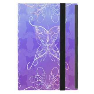 Schmetterlings-Band iPad Fall iPad Mini Etui