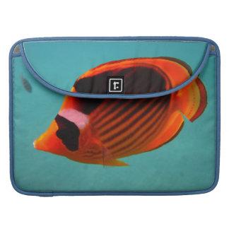 Schmetterlings-Fische Sleeve Für MacBook Pro