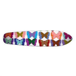 Schmetterlings-Show Individuelle Skateboarddecks
