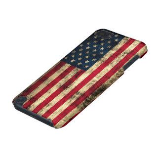 Schmutz-amerikanische Flagge iPod Touch 5G Hülle