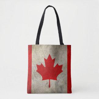Schmutz-Kanadier-Flagge