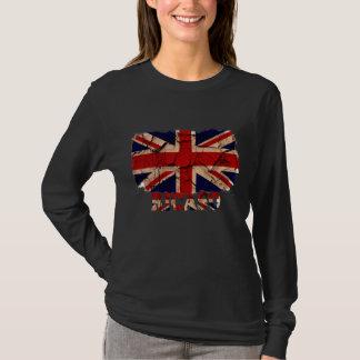 Schmutziges Vintages BRITISCHES Ricaso T-Shirt