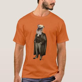 Schnauzer-Rechtsanwalt T-Shirt
