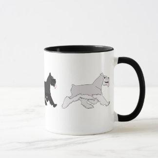 Schnauzer-Tasse Tasse