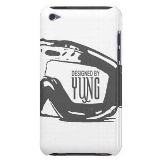 Schnee-Schutzbrillen-Telefon-Kasten Case-Mate iPod Touch Case