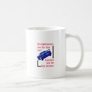 Schnelle Autos Kaffeetasse
