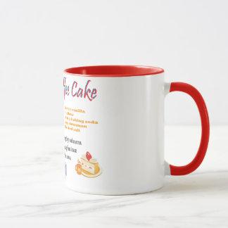 Schneller Kaffee-Kuchen Tasse
