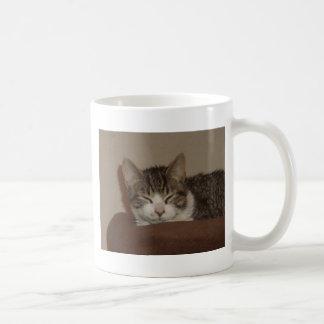 Schnelles Nickerchen Kaffeetasse