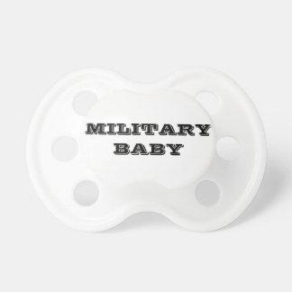 Schnuller-Militär-Baby Schnuller