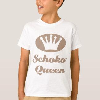 Schoko- Queen Hemd