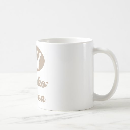 Schoko- Queen Kaffeehaferl