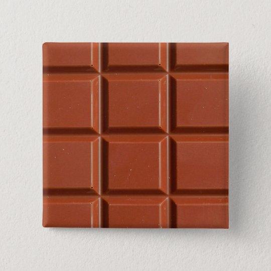 Schokolade -  Button