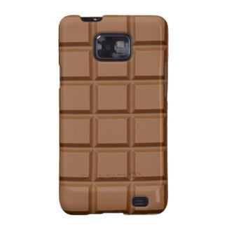 Schokoladen-Bar-Telefon Samsung Galaxy S2 Hüllen