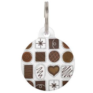 Schokoladen-Süßigkeits-Kakao-Feinschmecker-süße Tiermarke