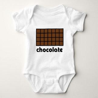 Schokoladenikone Babybody