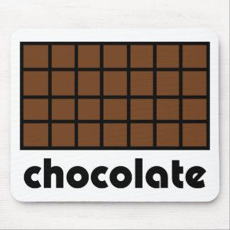Schokoladenikone Mousepads
