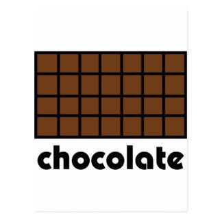 Schokoladenikone Postkarten