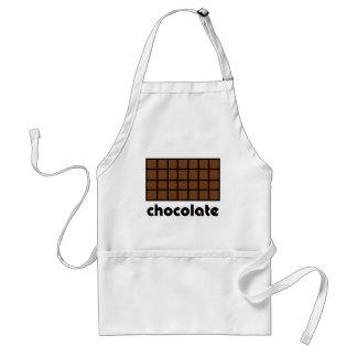 Schokoladenikone Schürze