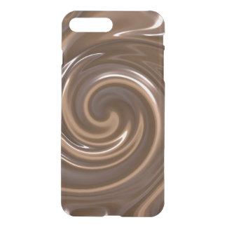 Schokoladenpudding iPhone 8 Plus/7 Plus Hülle