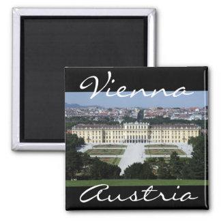 schönbrunn Wien Österreich Quadratischer Magnet