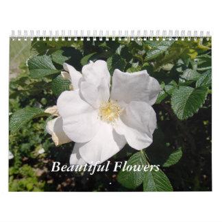Schöne Blumen Abreißkalender