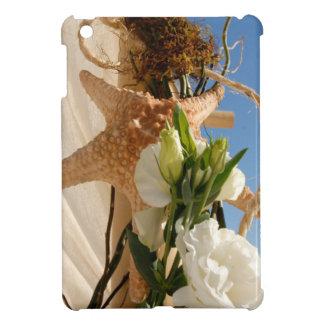 Schöne Blumen-Landschaft iPad Mini Hülle
