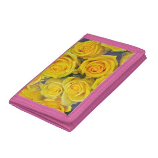 Schöne gelbe Rosen