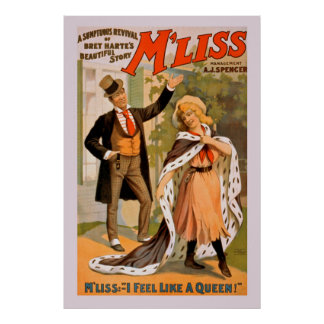 Schöne Geschichten-Vintages Plakat
