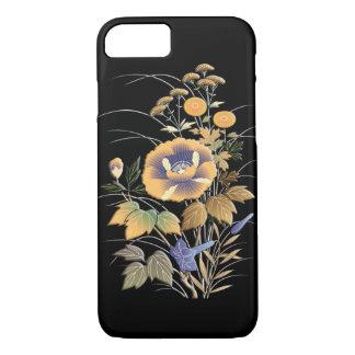 Schöne Herbst-Blumen iPhone 8/7 Hülle