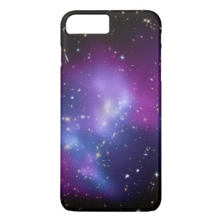 Schöne kosmische Raumgalaxiegruppen iPhone 8 Plus/7 Plus Hülle